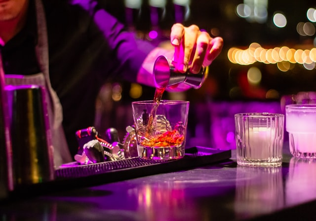 Drink w klubie