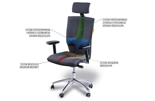 Działanie krzesła Kulik