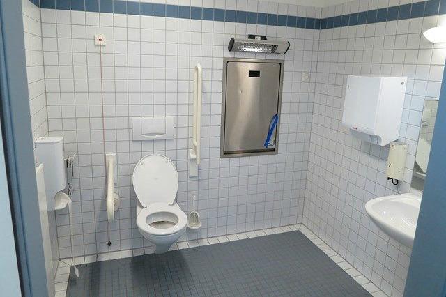 Dozownik papieru w toalecie